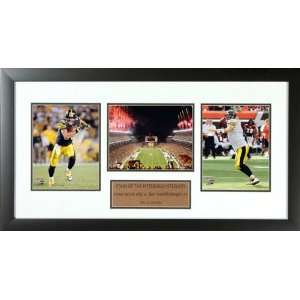 Ben Roethlisberger And Hines Ward Pittsburgh Steelers Collage
