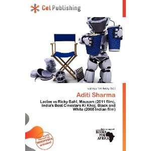 Aditi Sharma (9786200702258) Iustinus Tim Avery Books