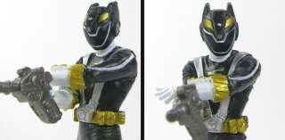Power Rangers RPM Full Throttle Miniature Black Wolf