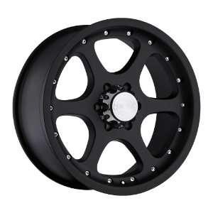 17x9 Black Rhino Ocotillo (Matte Black) Wheels/Rims 6x135