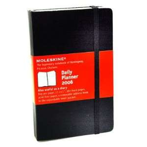 Chatwin   Day Planner Moleskin Blank Book Journal Imported From Italy
