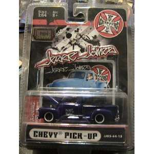 West Coast Choppers Jessee James Violet Chevy Pick uP JJ05