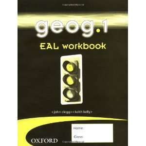 EalGeg.1 Work Book (9780199180844) John Clegg, Keith Kelly Books