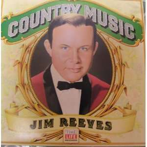 country music (TIME LIFE 113  LP vinyl record) JIM REEVES