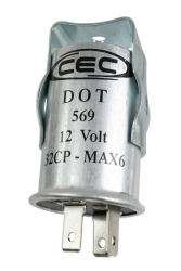 569 Turn Signal Thermal Flasher Relay TF569