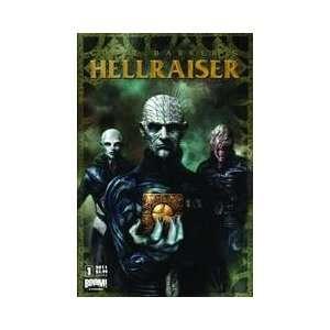 Hellraiser #1 Clive Barker Books