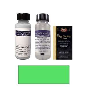 Oz. Medium Green Metallic Paint Bottle Kit for 1995 Chevrolet Geo