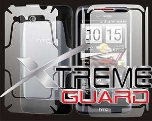 NEW HTC Merge FULL BODY LCD Screen Protector Case 6325