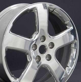 18 Rims Pontiac Grand Prix 6627 Wheel Polished 18x7