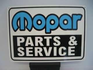 MOPAR Parts Service sign GTX69 Dodge Charger 70cuda 71