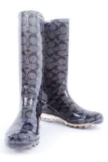 Coach Rain Boots Women Shoes 6