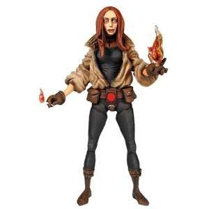 Hellboy Comic Book Action Figure Liz Sherman Toys & Games