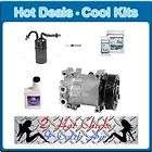 DODGE RAM AC REPAIR KIT NEW COMPRESSOR 1996 2001