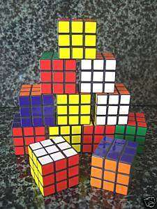 PUZZLE,MAGIC rubiks CUBES,80s party/PARTY BAG TOYS,prizes,gifts