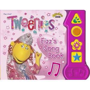 Fizzs Song Book (Tweenies) (9781405902069