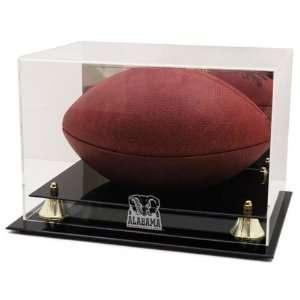 Alabama Crimson Tide Golden Classic Team Logo Football