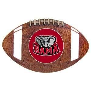 Alabama Crimson Tide NCAA Football Buckle Sports
