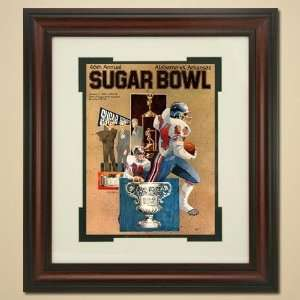 46th Annual Sugar Bowl Alabama Crimson Tide vs. Arkansas