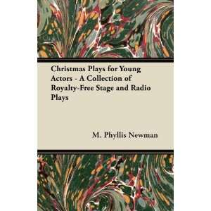 Christmas Plays for Young Actors   A Collection of Royalty