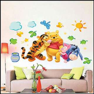 Wnnie the Pooh Kid Room wall decal deco sticker HL5852