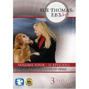 Sue Thomas F.B.Eye Volume 4 Deanne Bray Movies & TV