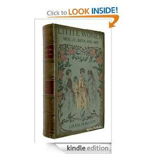 Little Women (Illustrated + FREE audiobook link) Louisa Alcott, Sam