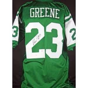 Jets Shonn Greene Authentic Signed Home Jersey Jsa Sports