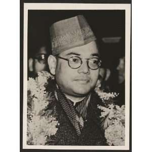 Indian,leader flees,Axis,Subhas Chandra Bose,1941: Home