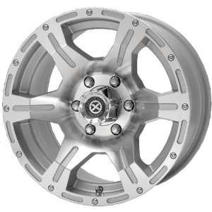American Racing ATX Predator 16x8 Machined Wheel / Rim 5x4