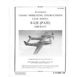 Aviation F 82 Aircraft Flight Manual Sicuro Publishing Books