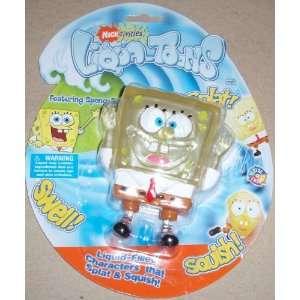 2003 Jakks Pacific Nickelodeon Spongebob Squarepants Liqua