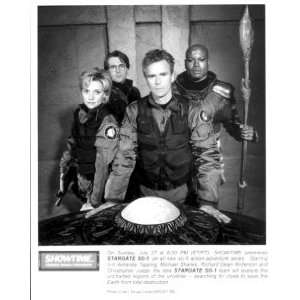 RICHARD DEAN ANDERSON, AMANDA TAPPING, MICHAEL SHANKS AND CHRISTOPHER
