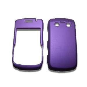 Modern Tech Purple Armor Shell Case/Cover for BlackBerry