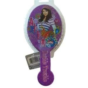 Disney Wizards of Waverly Selena Gomez Hairbrush (Purple
