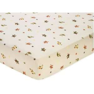 Turtle Fitted Crib Sheet for Baby/Toddler Bedding Sets   Mini Turtle