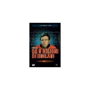 Anderson, Lee Majors, Lindsay Wagner, Edward M. Abroms: Movies & TV