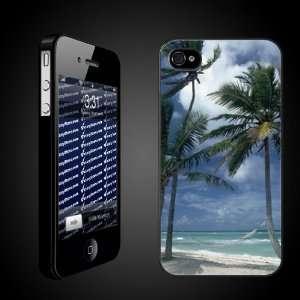 Beach Theme iPhone Case Designs Hammock on the Beach