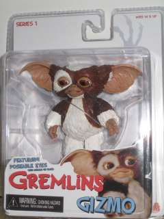 NECA Gremlins Gizmo Action Figure New Reel Toys