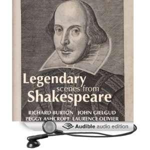 Shakespeare, Laurence Olivier, John Gielgud, Richard Burton Books