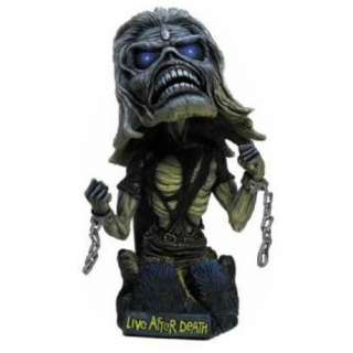 IRON MAIDEN Live after Death NEW HEAD KNOCKER Official