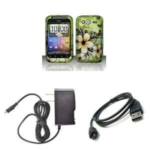 HTC Wildfire S (T Mobile) Premium Combo Pack   Green