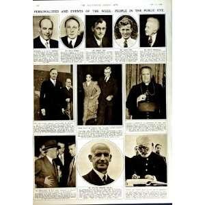 1949 LORD HAREWOOD VENICE PALAZZO DUCALE CALVERT IKIKO