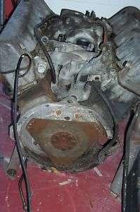 1972 75 450 SL SLC Mercedes Benz engine 117 982 12 EFI