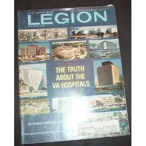 American Legion Magazine, September 1970 American Legion Books