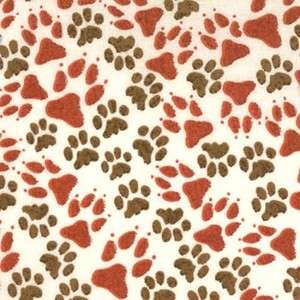 DOG CAT ANIMAL PAW PRINTS Valance Curtain SELECT FABRIC