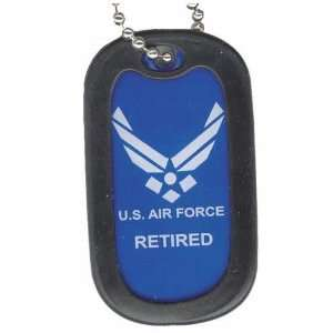 United States AIR Force Armed Forces Retired Officer Rank