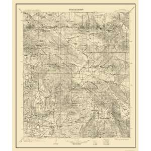 USGS TOPO MAP RAMONA QUAD CALIFORNIA (CA) 1903 Home