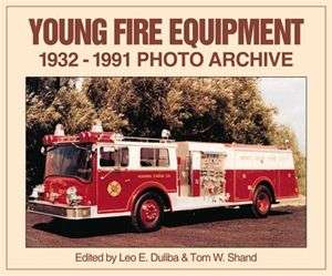 Young Fire Equipment Corporation 1932 91 ladder truck