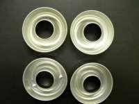 Vintage Aluminum JELLO Molds (Antique)