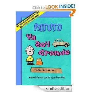 Soy Grande (Spanish Edition) Roberto Avaria  Kindle Store